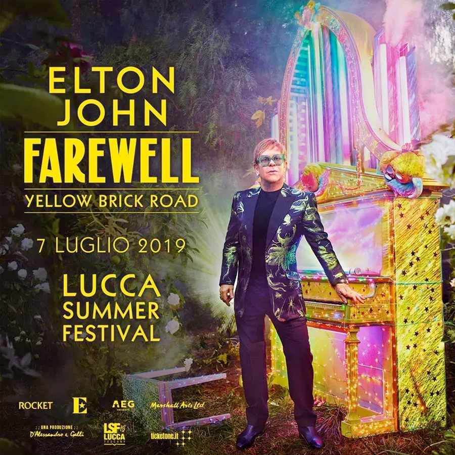 radio rentals service temporary wifi internet connection for Events. ELTON JOHN Farewell Tour