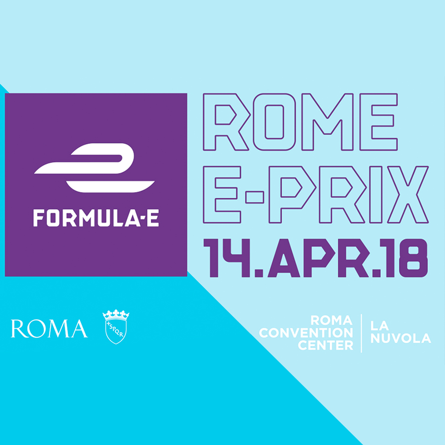 radio rentals service temporary wifi internet connection for Events. FormulaE FIA Rome Grand Prix