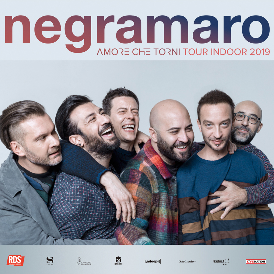 radio rentals service temporary wifi internet connection for Events. NEGRAMARO Tour Italy